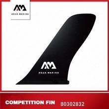 AQUA MARINA planche de Surf ailerons compétition palmes Surf SUP gonflable planche de Surf aileron sport Kayak aileron pour course 24.5*18 cm