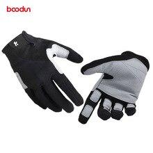 BOODUN gants de randonnée à doigts complets pour hommes et femmes vêtements respirants gants tactiques résistants aux Sports de plein air gant descalade