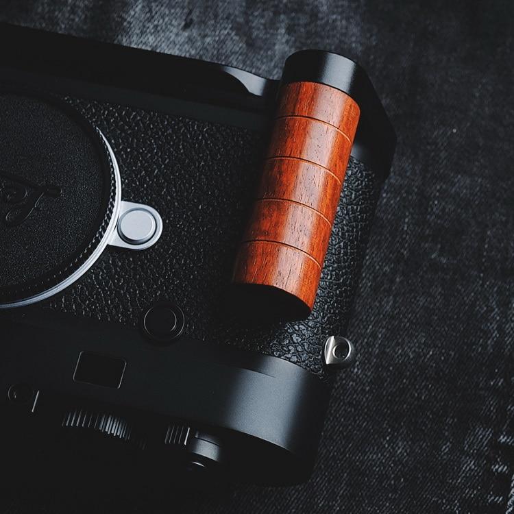 Original Quick Release L Plate / L Bracket Hand Grip Holder Aluminum Base Fit For Leica M10 Series enlarge