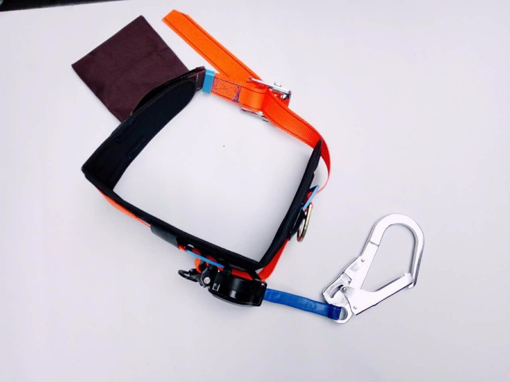 spare part High altitude anti-dropping device,heavy fall protection device slow down seat belts, anti-dropping Speed seat belts enlarge