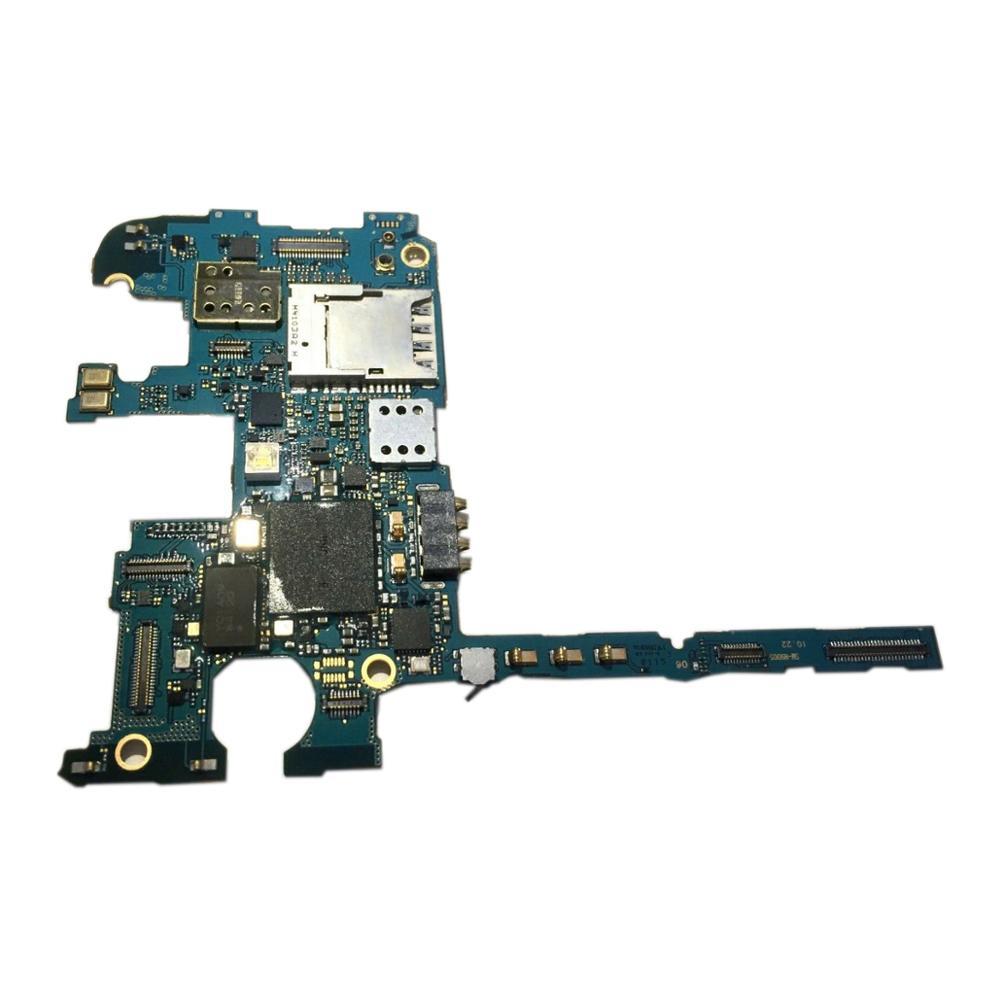 Tigenkey Desbloqueado Original para Samsung Galaxy Note 3 N9005 Motherboard Bom Trabalho Europa Versão