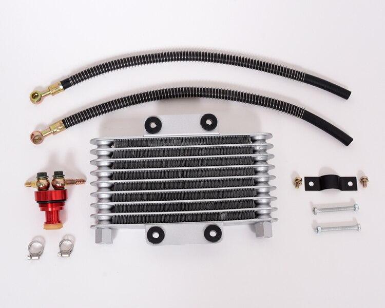 CG125 CG150 CG200 CG250 125cc 250cc CBT CBR YBR dirt pit bike motorcycle radiator cooling system CB CG engine accessories