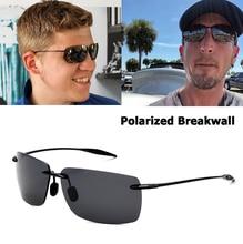JackJad lunettes De soleil sport TR90   Monture sans cadre, lunettes De soleil Style rétro polarisé Design De marque, Oculos De Sol Masculino