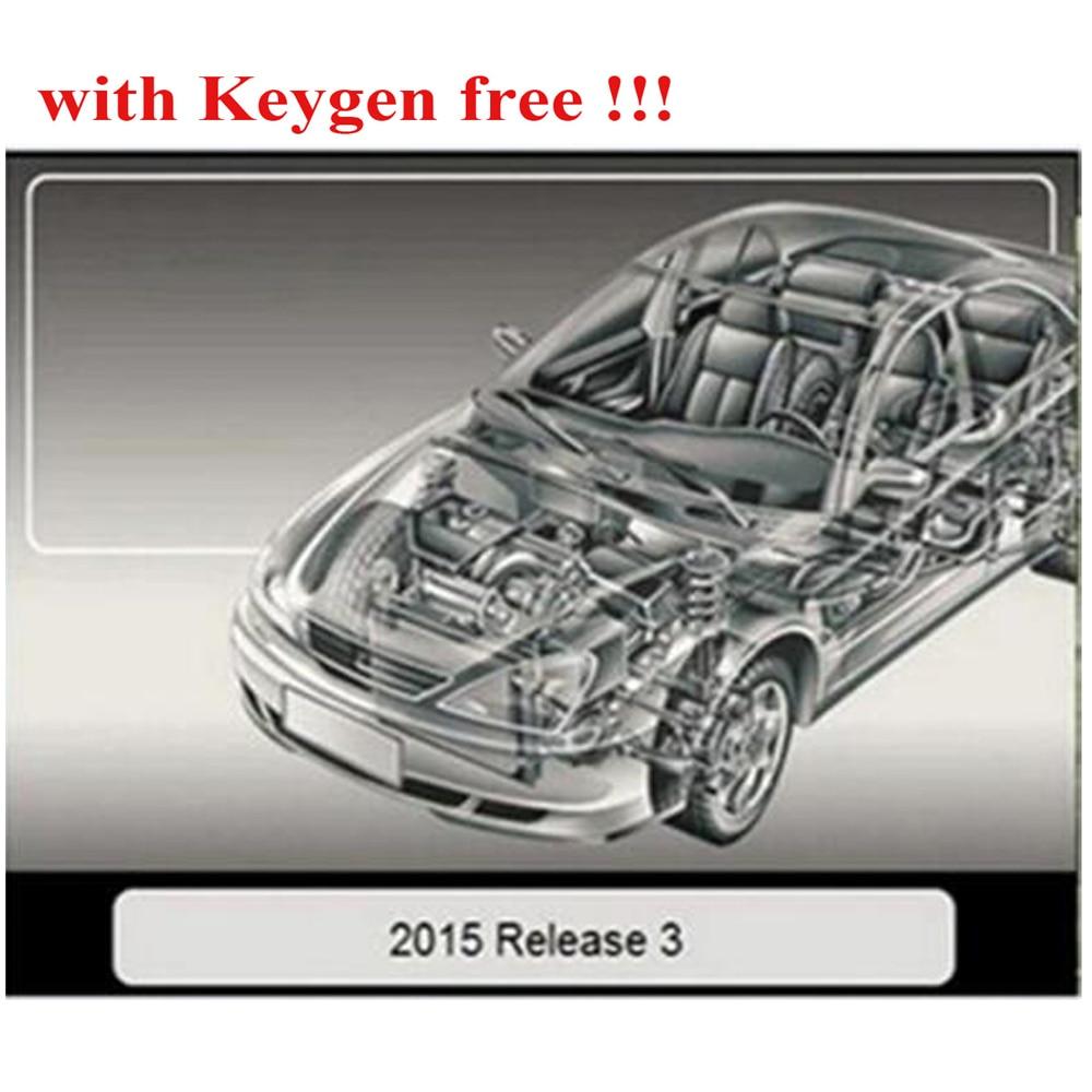 2015.3 Software Com Keygen Ativador R3 Em CD Para multidiag pro + VD delphis ds150e Cdp multidiag pro wow snooper mvdiag TCS CDP