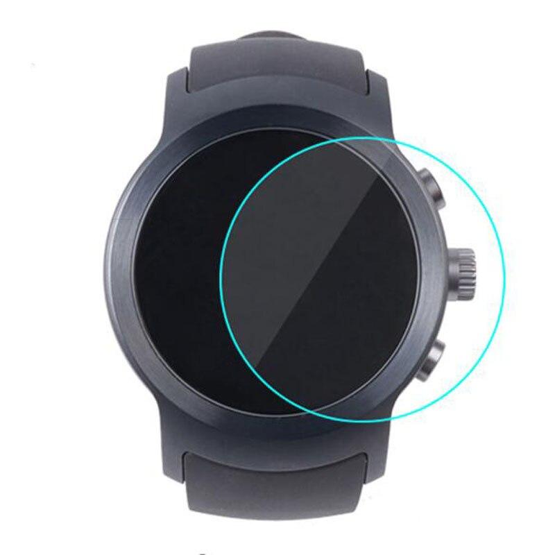 Película protectora de vidrio templado Anti-explosión, Ultra Protector claro para reloj inteligente LG Sport, funda protectora de pantalla endurecida