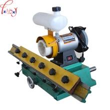 220V 0.56KW 1PC Bench straight edge grinder machine MF206 straight blade woodworking knife sharpening machine