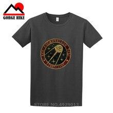 Estilo Vintage Russia cccp camiseta de Yuri Gagarin hombres grupo Equipo soviética camisetas Retro Sputnik V01 el programa de exploración espacial T camisa