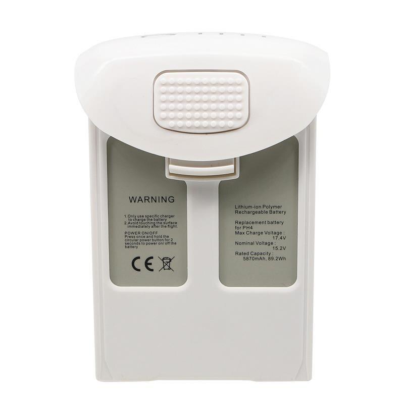 Original para Dji Minutos de Tempo de Vôo 5870mah para Fantasma Bateria Fantasma Série Max 30 Alta Capacidade 7xinbox 4 Pro