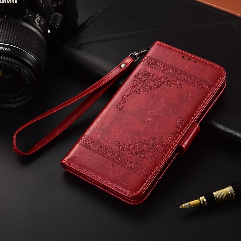 Funda de cuero con tapa para ASUS ZenFone 3 4 5 Max...