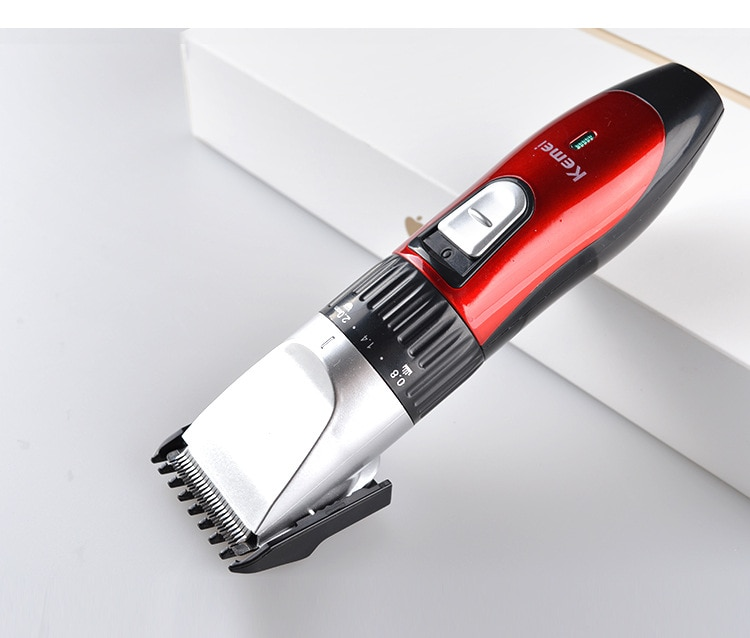 220v Electric professional Clipper Hair Trimmer Beard Cutter Haircutting Machine Haircut portable adult body hair clipper shaver enlarge