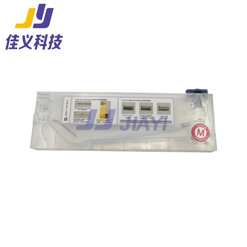 High Quality!!! 4 pcs/lot 220ml Ink Cartridge with Float Sensor for Inkjet Solvent Printer good quality 1 pcs lot dx5 two head ink pump assembly cleaning for large format printer spare part selling