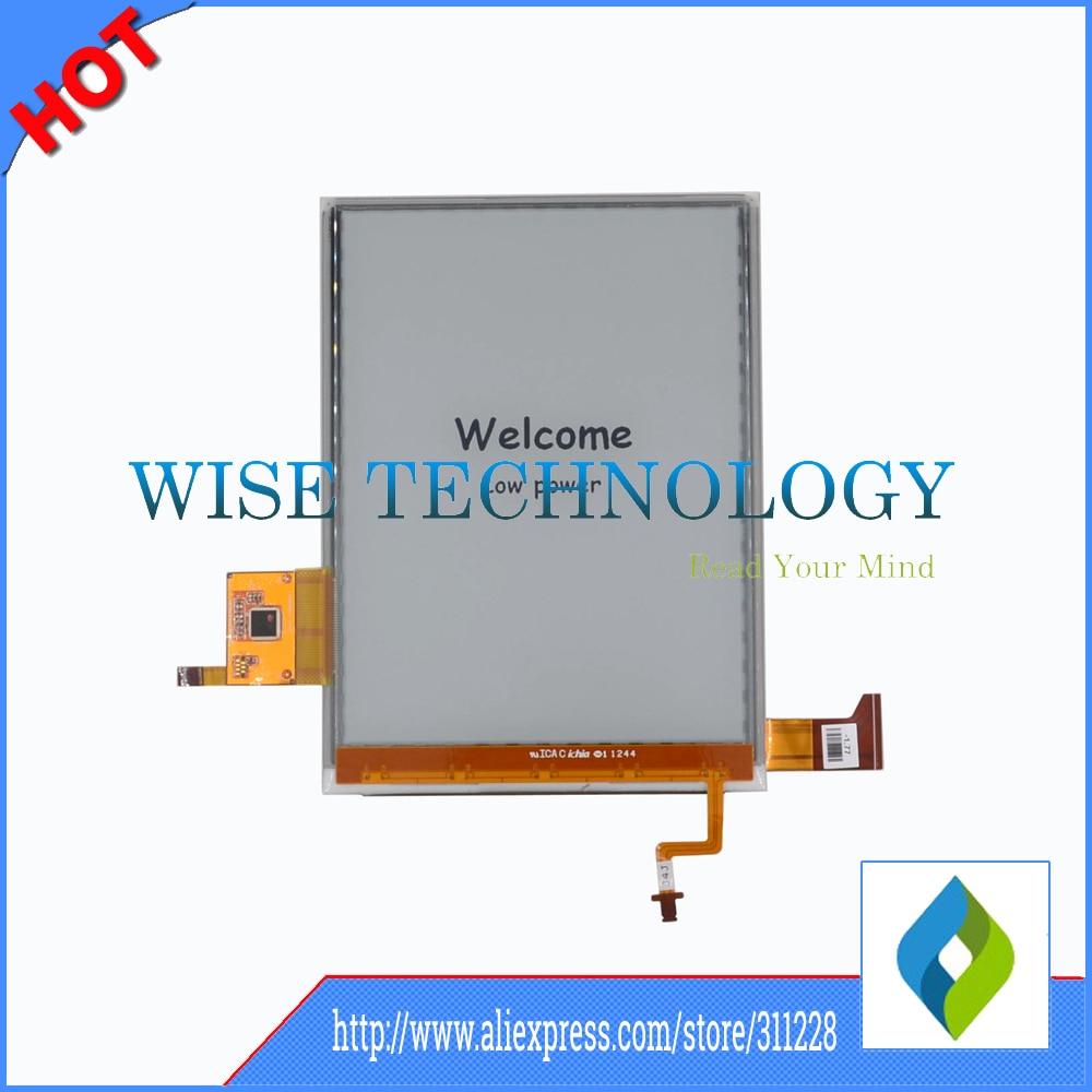 ED060XH2 Original 6 zoll für PocketBook lux 2 623 Ebook Reader E-book eRader E Tinte LCD screen display + touch panel Mit Backlit
