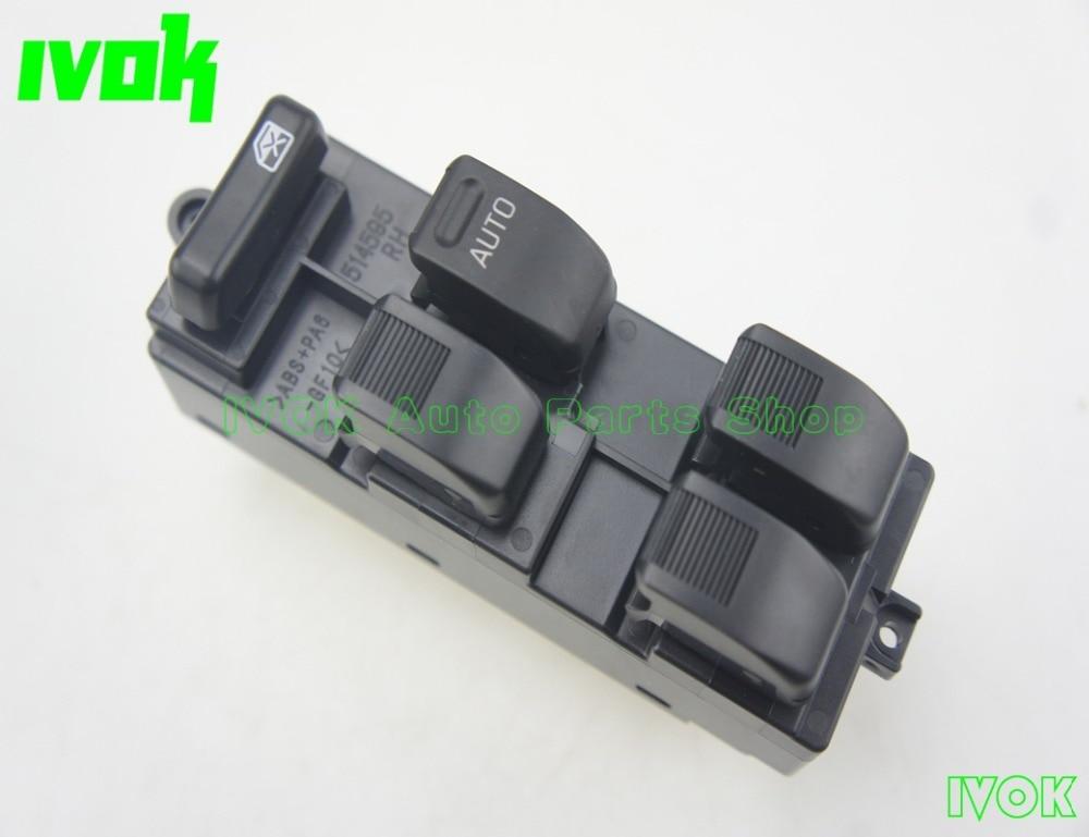 Interruptor Principal Janela de poder Para Toyota Dueto Sparky Cami Terios Daihatsu Atrai Nu Suzuki 84820-97227 8482097227
