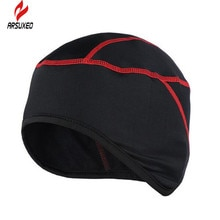 ARSUXEO Gore Bike Wear Universal SO Thermo Helmet Cap Winter Bike Cycling Bicycle Cap Outdoor BIke Hike Sports Keep Warm Hat