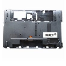 Base inferior do portátil caso capa para acer para travelmate P253-E P253-M P253-MG substituição computador