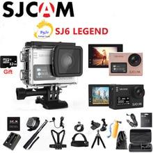 Original SJCAM SJ6 Legend NTK96660 Sport Action caméra 4 K HD 2