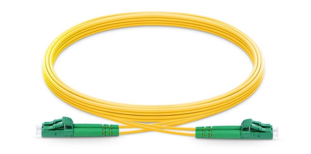 FirstFiber 1 m LC APC a LC APC G657A 2 núcleos Cable...