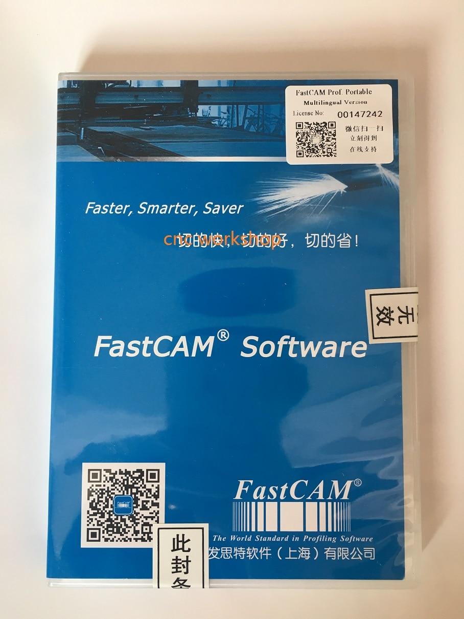 FASTCAM портативный плазменный резак с ЧПУ