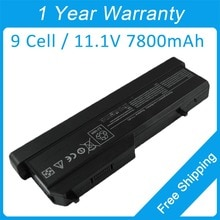 New 9 cell laptop battery for dell Vostro 1520 2510 G276C K738H N950C N956C Y024C U661H N958C Y022C