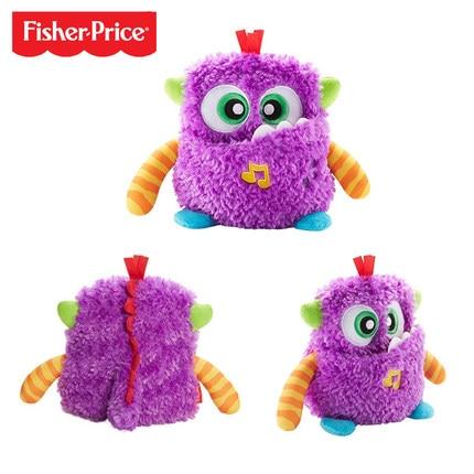 Figuras originales de Fisher Price, juguetes musicales para bebés de 0 a 12 meses, juguetes educativos para niños, juguetes sensoriales