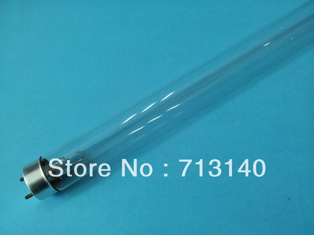 G25T8 reemplaza la corriente Gamma USA 25 vatios UV 1412 ideal Horizons 22003 Laguna PT1655 Osram Sian G25T8 puramente productos PUVLB525