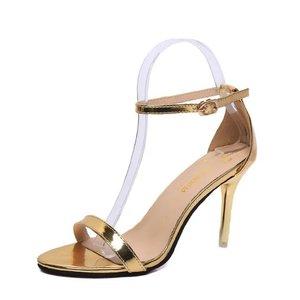 Women Sandals Comfortable Soft Sandals Sexy Women Shoes Classic Fashionable Women's Shoes Buckle Ankle Strap High Heels Sandals