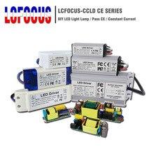 LED Sürücü 1 W 3 W 5 W 10 W 20 W 30 W 36 W 50 W 100 W güç Kaynağı 300mA 600mA 900mA 1500mA Aydınlatma Transformers DIY için led ışık