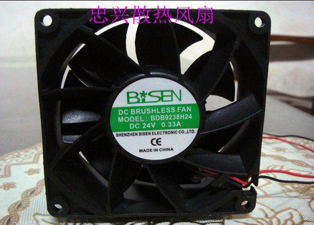 Оригинальный вентилятор охлаждения BDB9238H24 24V0.33A, бесплатная доставка