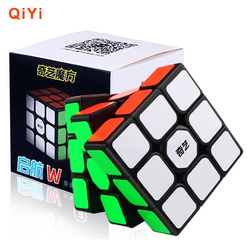 Qiyi Magic Cube 3x3x3 Cubo Magico Profissional Kubus Puzzle Speed Neo Cube 3x3 Educational Toys For Children Gift Kids Toys 4x4x4 qiyi magic cube professional speed puzzle cube educational toys for kids children xmas gifts cubo magico rubic