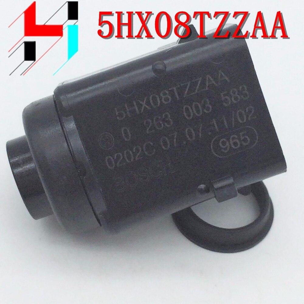 Датчик парковки PDC 5HX08TZZAA, бампер заднего вида для C HRYSLER 300 300C D ODGE Grand Cherokee 5HX08TZZAA
