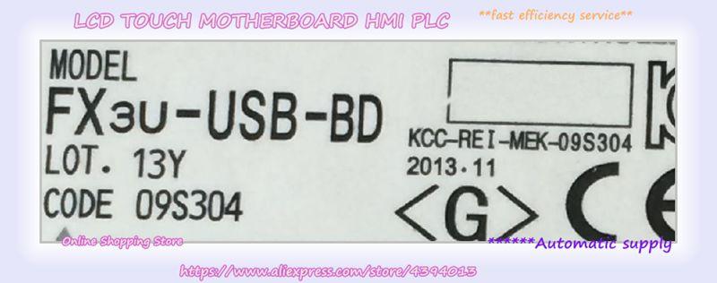 FX3U-USB-BD جديد الاتصالات بطاقة جديد في مربع في الأسهم