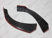 Fit for Benz W117 CLA200CLA250CLA260CLA45 Piecha carbon fiber front lip wrap angle