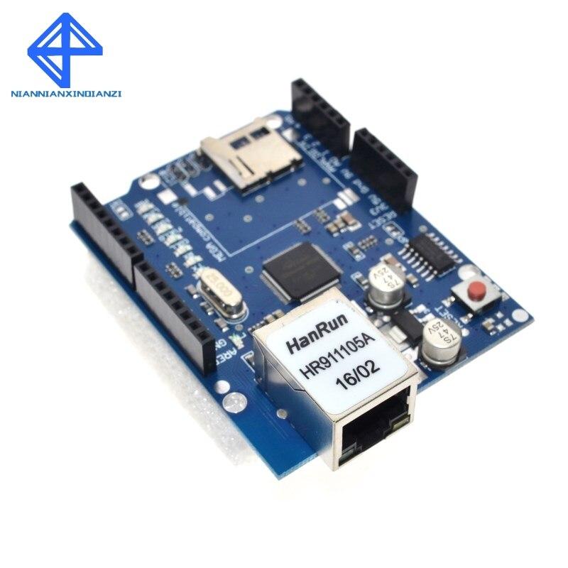 UNO Schild Ethernet Schild W5100 R3 Entwicklung bord