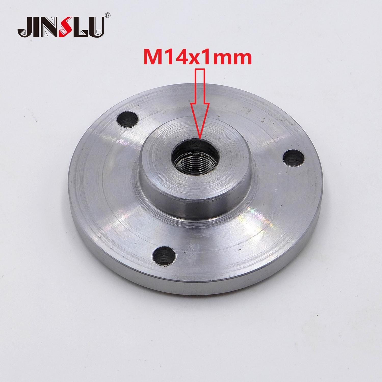 mt3 ms3 taper shank ring flange plate connector adapter for k11 k12 125mm 5 5inch 3jaws 4jaws 125 chuck lathe spindle milling OVER 40 SOLD M14x1mm M14 Spindle Thread chuck Flange Back Plate base Adapter K11-80 K12-80  K11-100 K12-100  K11-125 K12-125