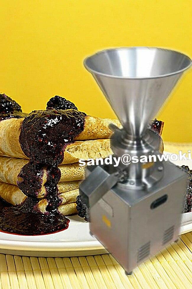 Máquina de procesamiento de pasta de sésamo molino coloidal de mantequilla de cacahuete