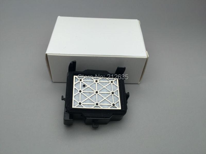 2 uds DX5 Estación de tapas para Mimaki JV33 JV5 JV34 tapa superior para Mutoh VJ1604/VJ1618 impresora de tinta a base de disolvente