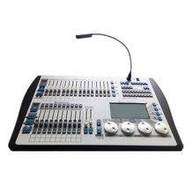 1024 tactile dessin dmx contrôleur de lumière de scène dessin à la main DMX dj console déclairage mobile lumière frontale dj équipement flight case