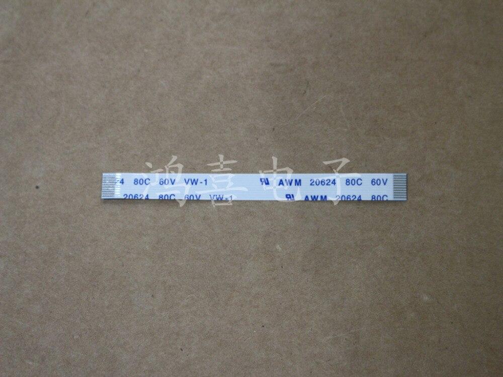 Фото WZSM Новый FFC FPC плоский гибкий кабель 0 5 мм Шаг 12pin длина вперед 80 - купить