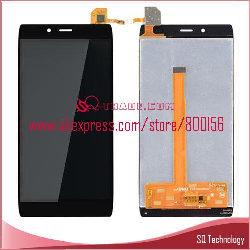 Para Alcatel One Touch Idol Alpha OT6032 6032 6032A 6032X, pantalla LCD con Digitalizador de pantalla táctil ot6032, Envío Gratis