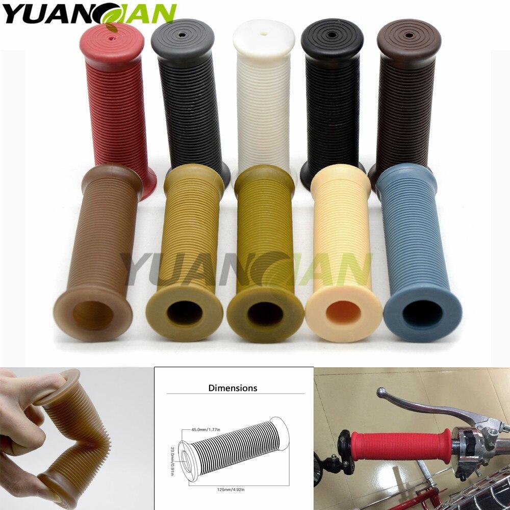 Empuñaduras de mano de motocicleta de 22mm empuñadura de Gel de goma accesorio modificado para honda PCX 125/150 PCX125/150 PCX150 PCX150 todo el año