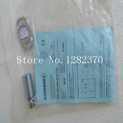 [SA] جديد الأصلي خاص مبيعات CONTRINEX القرب مفاتيح DW-AS-603-M18-120 بقعة-5 قطعة/الوحدة