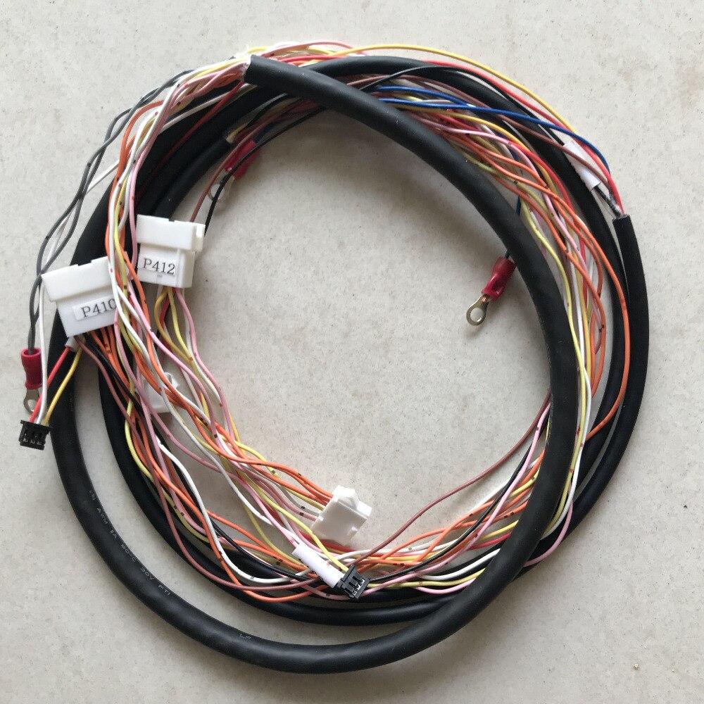 Câbles de harnais Noritsu arm assy W412849-01/W412849 (gauche) W410489-01/W410489 pour minilabs numérique QSS 32