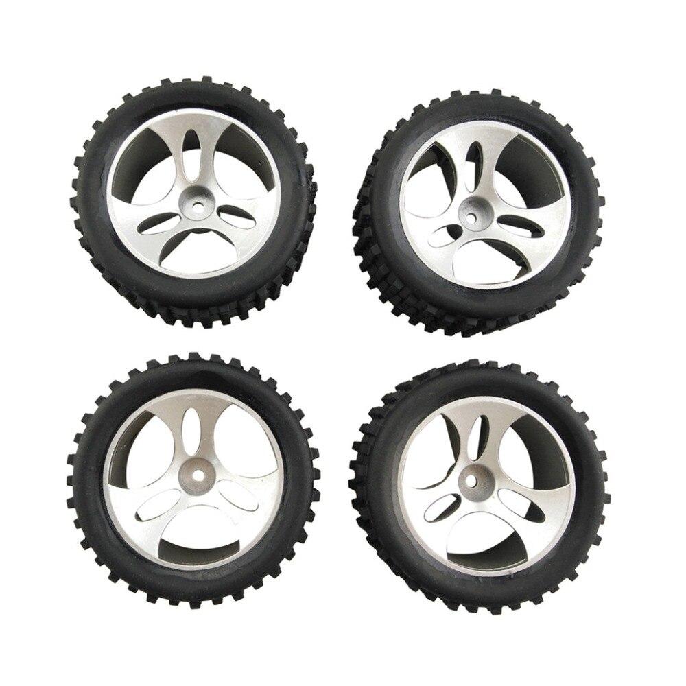 4PCS Wltoys A959 RC Car Spare Parts Wheels A959-01 Accessories