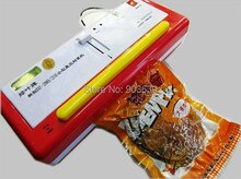 220V/110V SINBO DZ280/SE Household mini multi-functional Vacuum Food Packing Machine dry or wet environment avaible