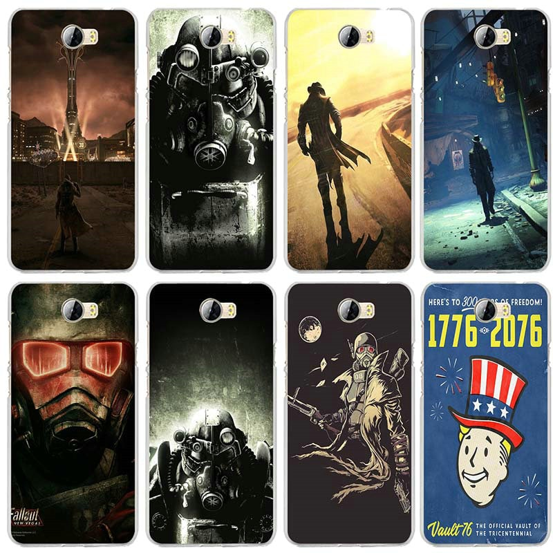 Bóveda chico Fallout 4 para Huawei P8 P9 P10 P20 P30 Honor 7 7X 7A 9 10 Mate 10 Pro Lite Smart carcasa suave de TPU del teléfono del silicón del casos