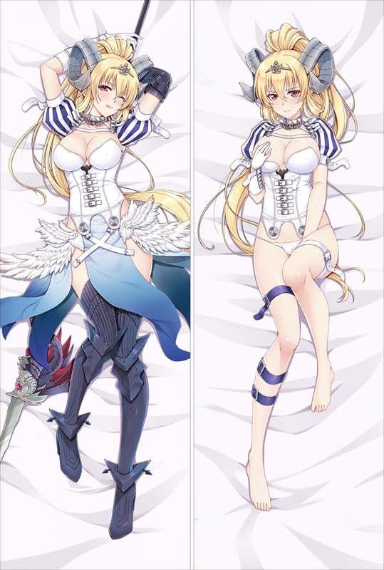 Sin Nanatsu no Taizai anime Characters lucifer & mammon (the seven deadly sins) pillow cover leviathan body Pillowcase