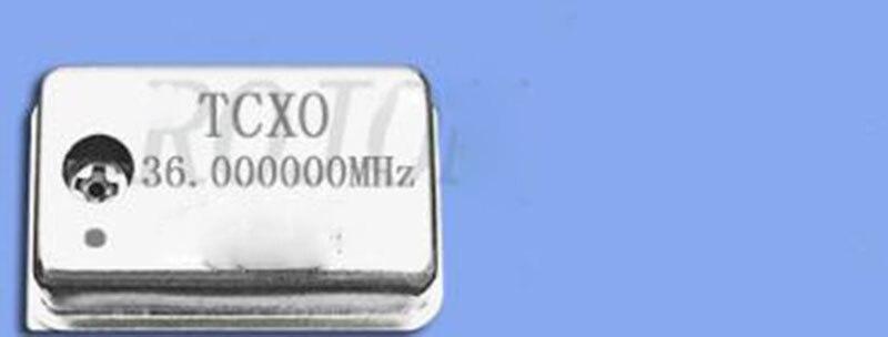 1 unids/lote TCXO 36MHz 36,000000 MHz 36,000000 0.1PPM TCXO activo cristal oscilador DIP4 nuevo