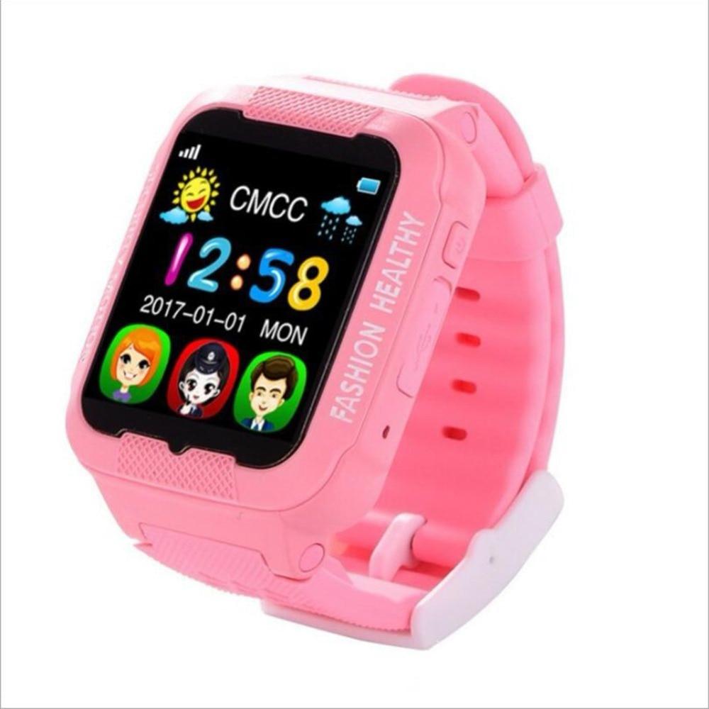 K3 reloj inteligente a prueba de agua para niños y adultos, reloj de posicionamiento para teléfono, Monitor de posicionamiento GPS K3