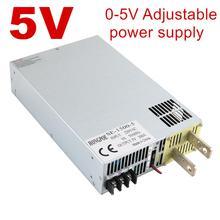 New 5V Power Supply 5V 0-5V Analog Signal Control AC-DC High Power 0-5V Adjustable Power 5VDC Transformer power supply