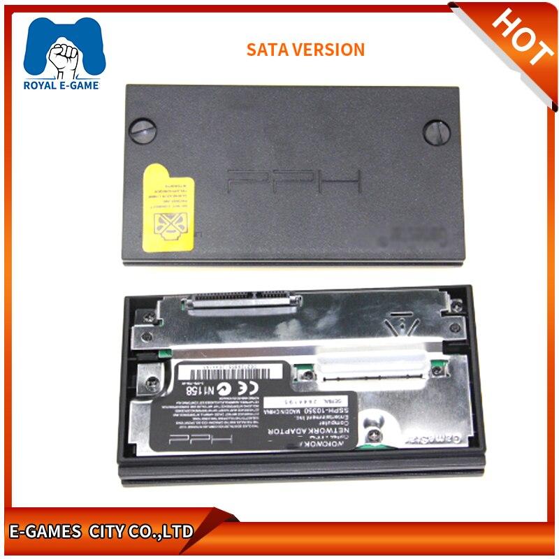 Adaptador de red Sata para PS2, consola de juegos Fat, enchufe IDE HDD SCPH-10350 para Playstation 2, toma Fat Sata